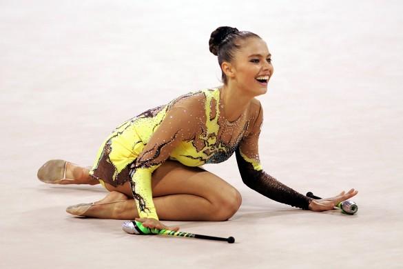Алина Кабаева. Фото: GLOBAL LOOK press/t03
