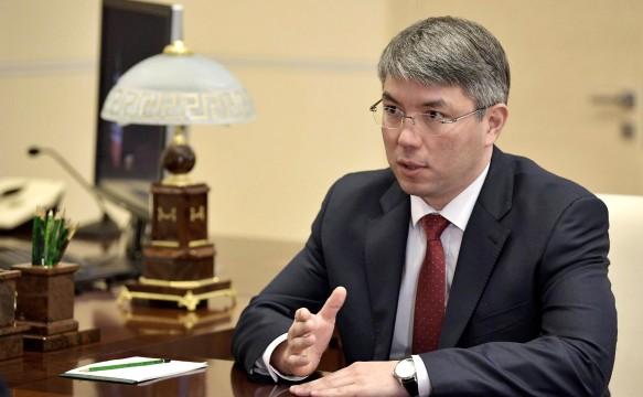 Алексей Цыденов. Фото: GLOBAL LOOK press/Kremlin Pool