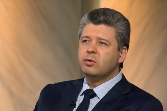Максим Григорьев. Фото: кадр youtube.com