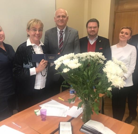 Арина Шарапова и другие члены комиссии. Фото: instagram.com/arinasharapova1tv