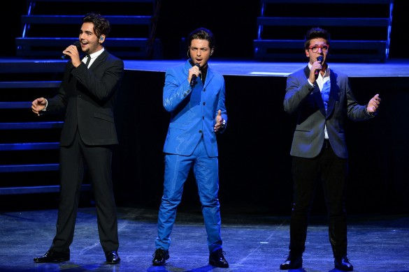 IL VOLO. Фото: Mark Davis/Gettyimages.ru