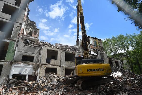 Москва разработает механизм доплаты задополнительные площади вдомах реновации