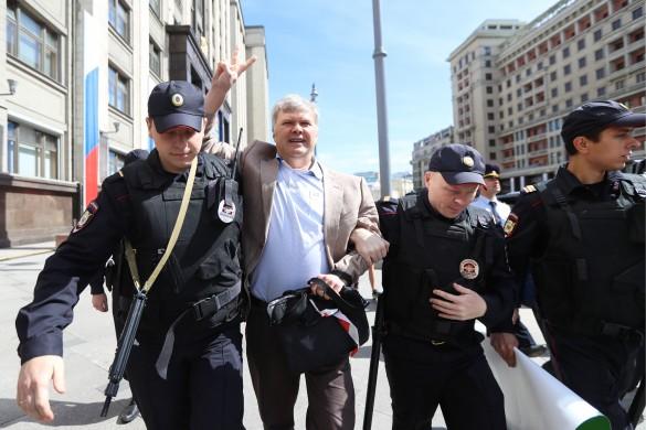 Сергей Митрохин. Фото: Сергей Савостьянов/ТАСС
