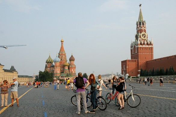 Москва. Фото: GLOBAL LOOK press/Sergey Kovalev