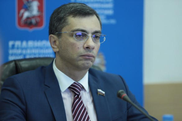 Владимир Гутенев. Фото: onf.ru
