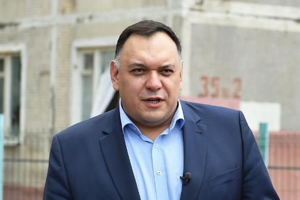 Сергей Сущенко. Фото: Департамент градостроительной политики города Москвы