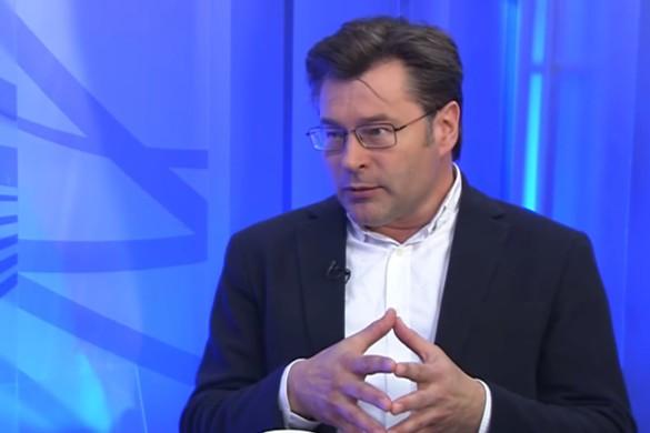 Алексей Мухин. Фото: кадр youtube.com