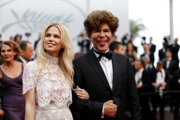 Игорь Богданов с женой. Фото: GLOBAL LOOK press