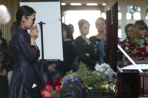 Александра Куцевол. Фото: Сергей Бобылев/ТАСС