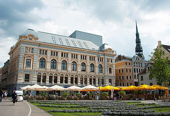 Рига, Латвия. Фото: GLOBAL LOOK press