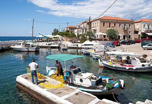 Полуостров Пелопонесс, Греция. Фото: GLOBAL LOOK press