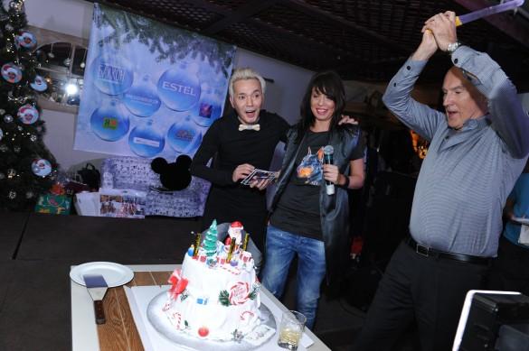 Олег Яковлев и Александра Куцевол. Фото: пресс-служба