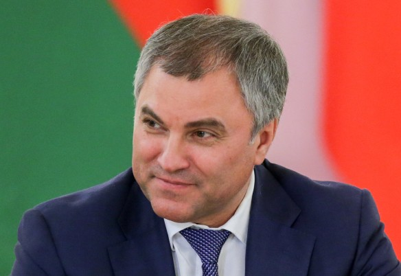 Вячеслав Володин. Фото: Анна Исакова/ТАСС