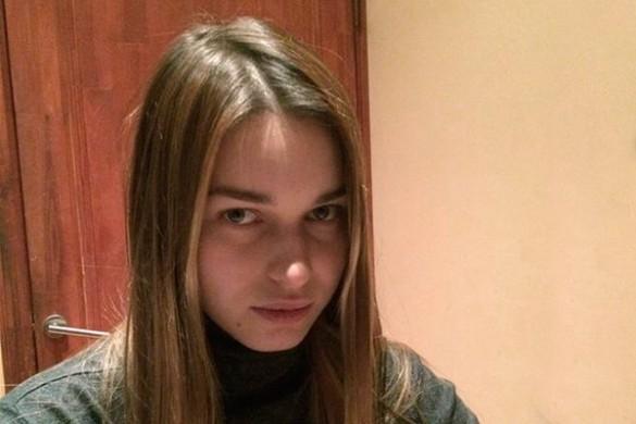 Анна Дурицкая. Фото: twitter.com/myrevolutionrus