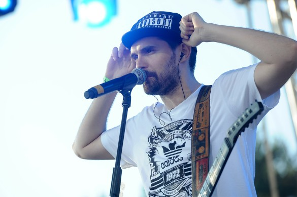 Noize MC. Фото: GLOBAL LOOK press\Anton Belitsky