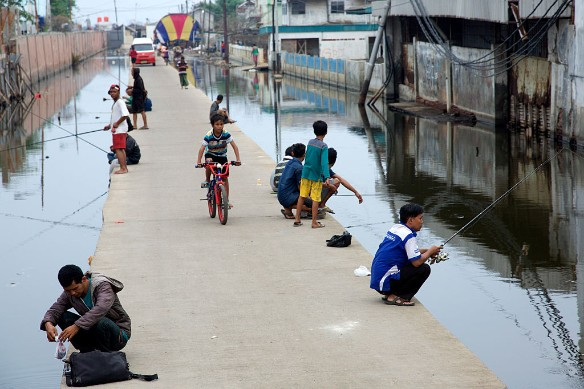 Джакарта, Индонезия. Фото: Ed Wray/Getty Images