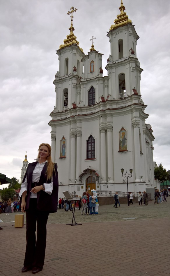 Певица Варвара. Фото: Феликс Грозданов/Dni.Ru