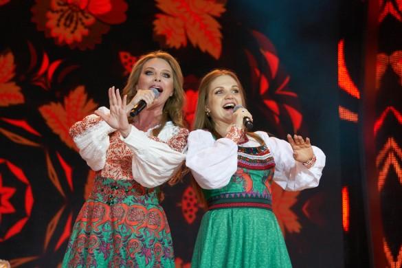 Певица Варвара. Фото: Дмитрий Коробейников