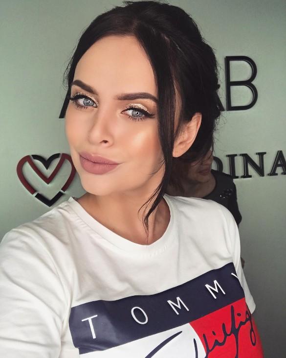 Виктория Романец. Фото: instagram.com/_viktoriya_14