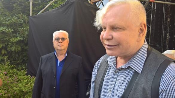 Владимир Винокур и Борис Моисеев. Фото: Феликс Грозданов/Dni.RU