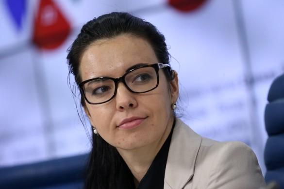 Мария Воропаева. Фото: Антон Новодережкин/ТАСС