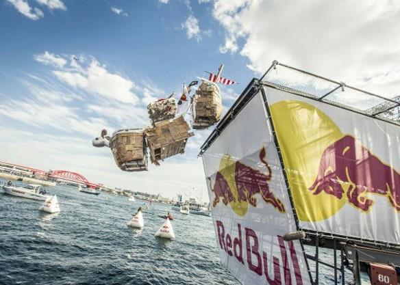 Red Bull Flugtag 2017. Фото: vk.com/redbullflugtag