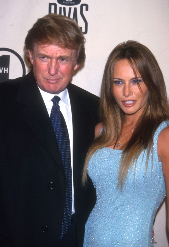 Дональд и Мелания Трамп. Фото: Diane Freed/Gettyimages.ru