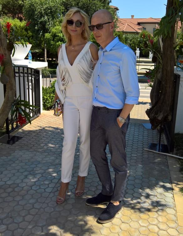 Кристина Орбакайте и Вадим Верник. Фото: Феликс Грозданов/Dni.Ru
