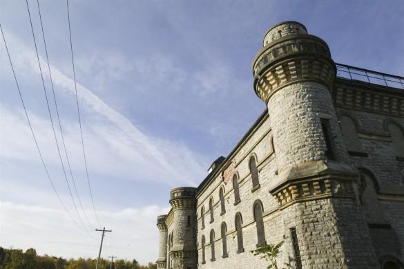 Тюрьма Мэнсфилд. Фото: GLOBAL LOOK press
