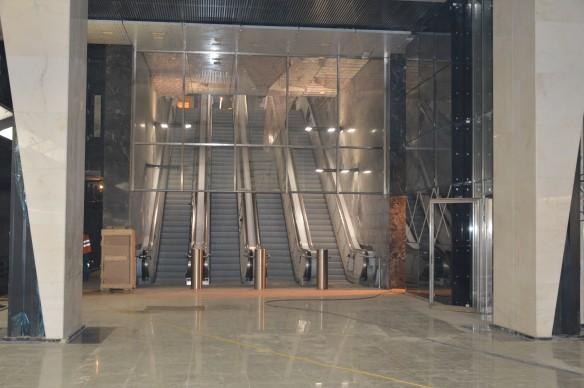 Работы повнешней архитектурной отделке стации метро «Шелепиха» завершены— Марат Хуснуллин