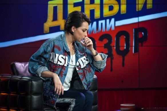 Настасья Самбурская. Фото: Пресс-служба телеканала ТНТ4