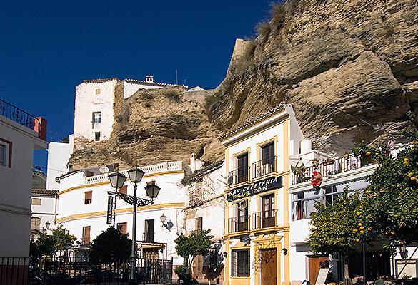 Сетениль-де-лас-Бодегас, Испания. Фото: wikipedia.org