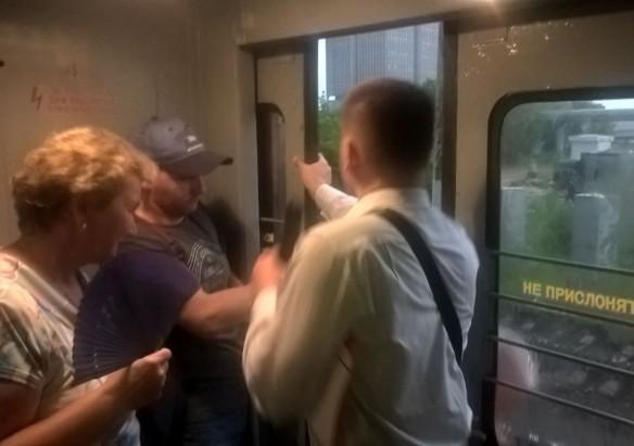 Движение поездов наКазанском направлении МЖД восстановлено
