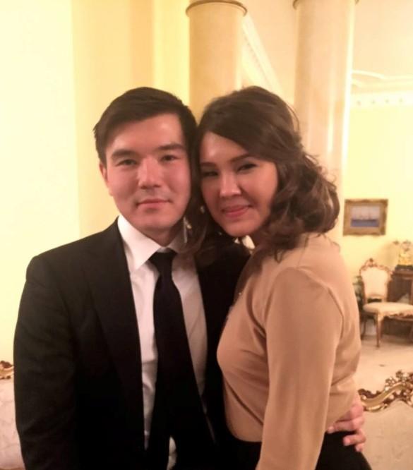 Фото: facebook.com/aisultan.nazarbayev