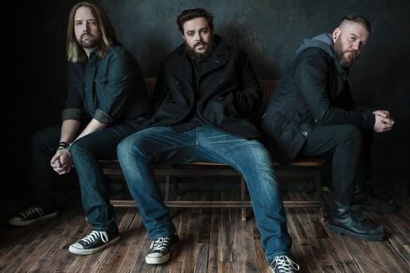 Группа Seether. Фото: Пресс-служба