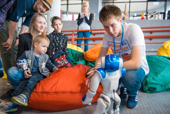 Maker Faire Moscow. Фото: misis.ru
