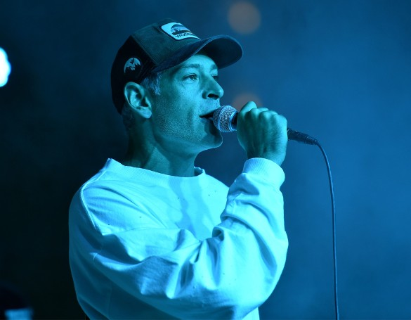 Matisyahu (Матисьяху). Фото: GLOBAL LOOK press/Jeff Moore