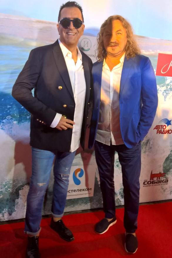 Александр Буйнов и Игорь Николаев. Фото: Феликс Грозданов/Dni.Ru