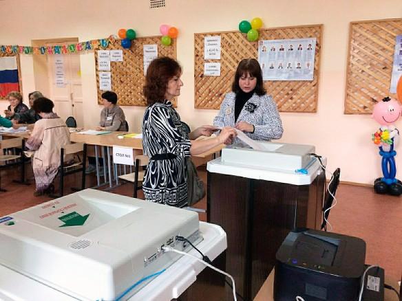 Опрос: Большинство жителей столицы знали овыборах, однако непришли