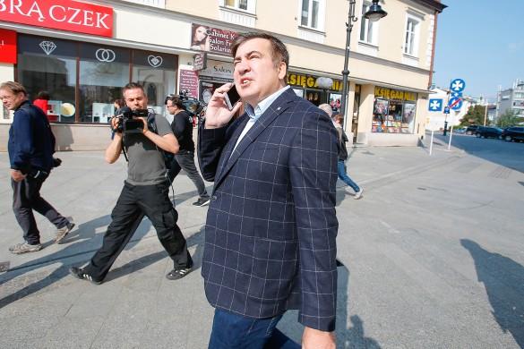Михаил Саакашвили. Фото: GLOBAL LOOK press/Jaap Arriens