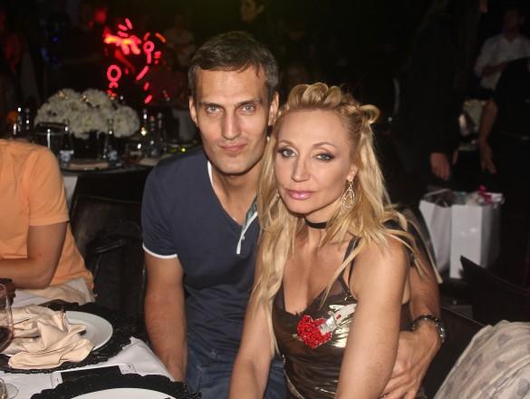 Кристина Обакайте с супругом. Фото: Роман Родин