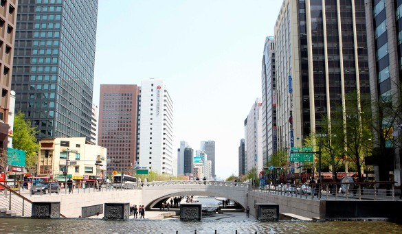 Сеул, Южная Корея. Фото: GLOBAL LOOK press/Kcna