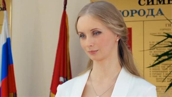 Марина Коташенко. Кадр из фильма