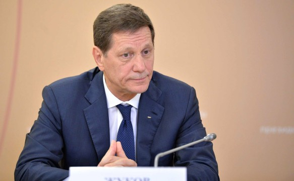 Александр Жуков. Фото: GLOBAL LOOK press/Kremlin Pool
