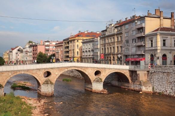Сараево. Фото: GLOBAL LOOK press/Manuel Cohen