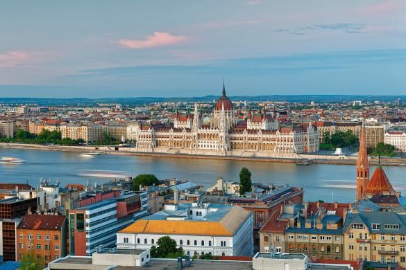 Будапешт. Фото: GLOBAL LOOK press/G?nter Flegar