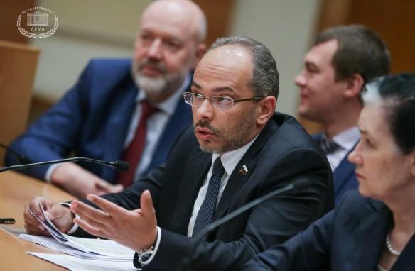Николай Николаев. Фото: duma.gov.ru