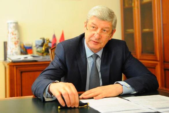 Сергей Левкин. Фото: пресс-служба Стройкомплекса