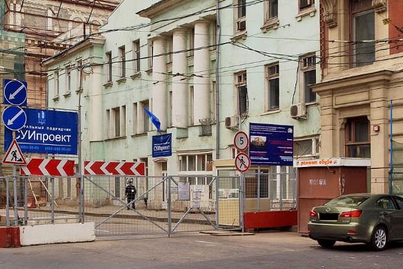Петровка, 5. Фото: wikipedia.org