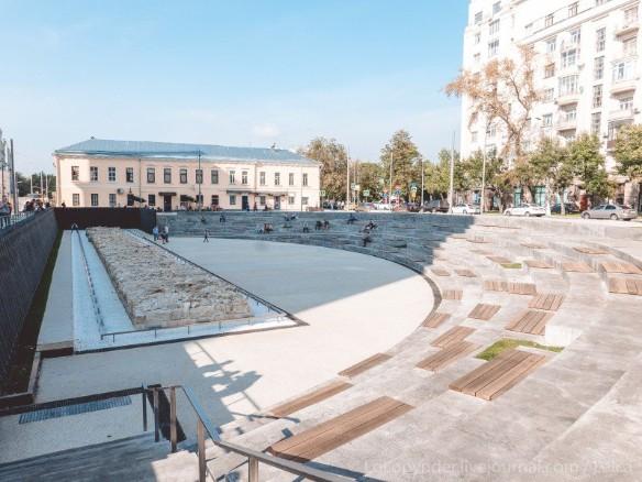 Хохловская площадь. Фото: twitter.com/Lolopynder